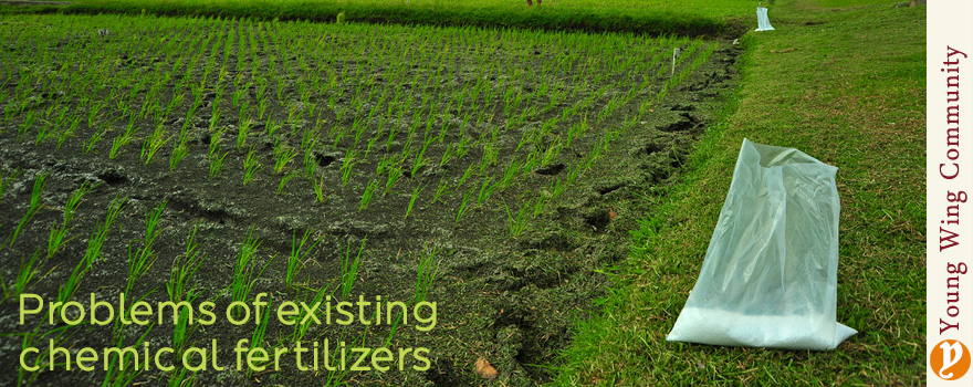 Problems of existing chemical fertilizers