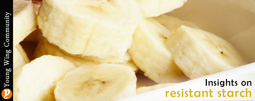 Insights on resistant starch